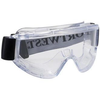 Challenger Safety Goggles – Clear