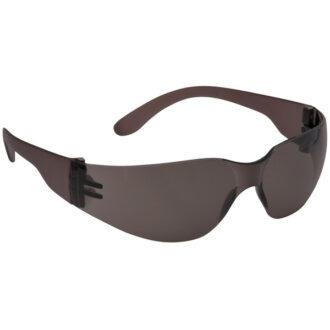 Wrap Around Spectacles – Smoke Frame – Smoke Lens