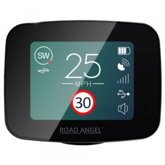Pure GPS Speed Detector