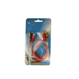 Phono Cable – Connect ST – Male to Female Y Leads