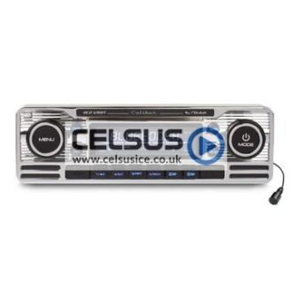 Caliber CD Player with FM Tuner, USB/SD Reader & AUX-Input