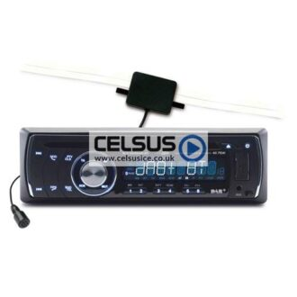 Caliber DAB Tuner, FM/AM Tuner, USB/SD Reader, AUX-Input & Bluetooth