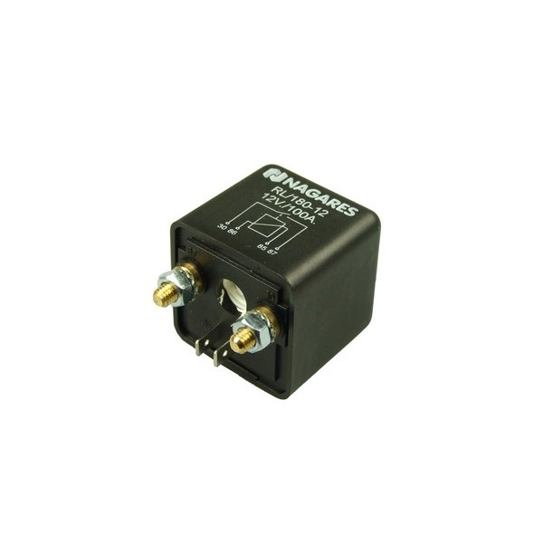Split Charge Relay – 100A