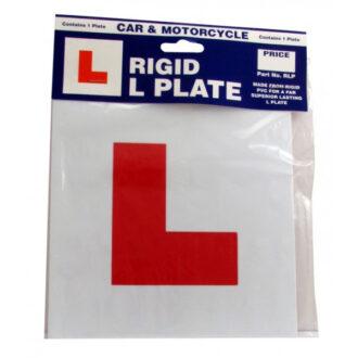 L Plate – Rigid – Single