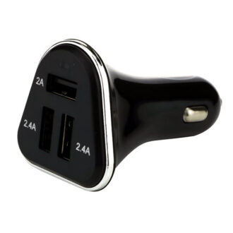 Triple USB Smart Charger – 12V & 24V