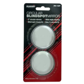 Circular Blind Spot Mirror – Pair