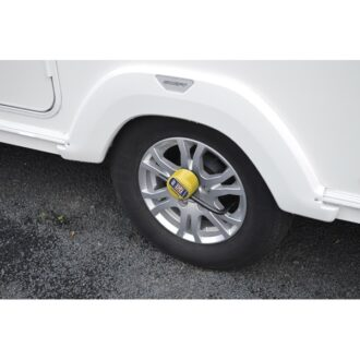Caravan Protector Alloy Wheel Lock