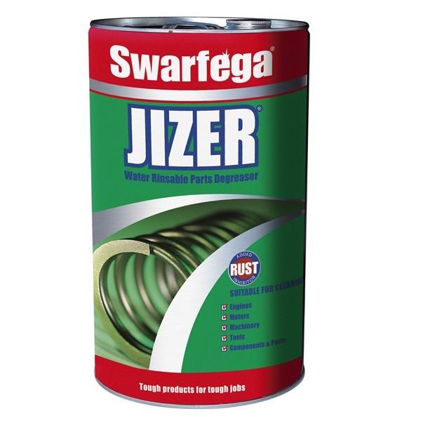 Jizer Parts Degreaser – 25 Litre