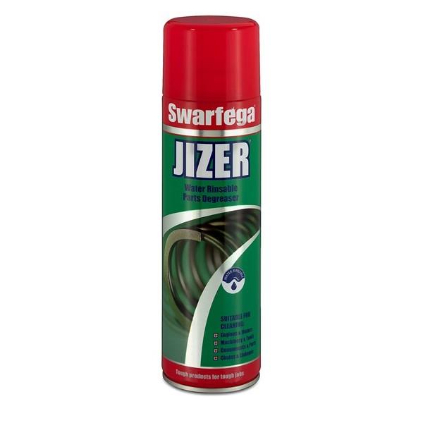 Jizer Parts Degreaser Aerosol – 500 ml