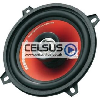 Terminator 5.25″ (130 mm) 2-way Coaxial Speaker System