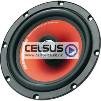 Terminator 6.5″ (165 mm) 2-way Coaxial Speaker System