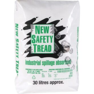 Safety Tread Absorbent Spill Granules – 30 Litres