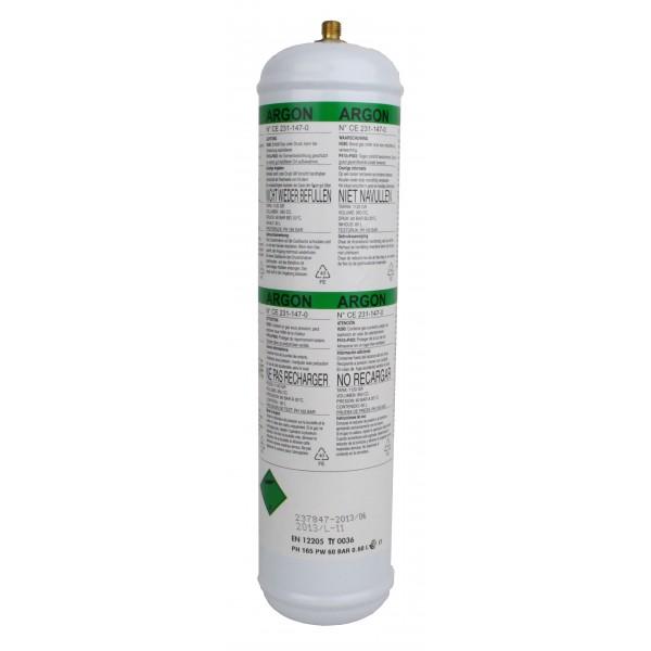 Mig Welder – Argon Disposable Cylinder