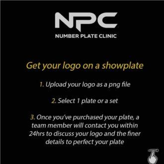 Custom Logo Plate