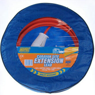 MAYPOLE 230V 25M SITE EXTENSION LEAD
