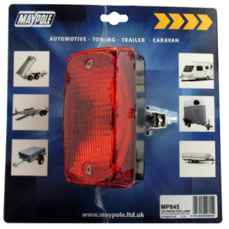 MAYPOLE REAR FOG LAMP 12V