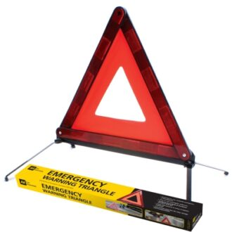 AA WARNING TRIANGLE