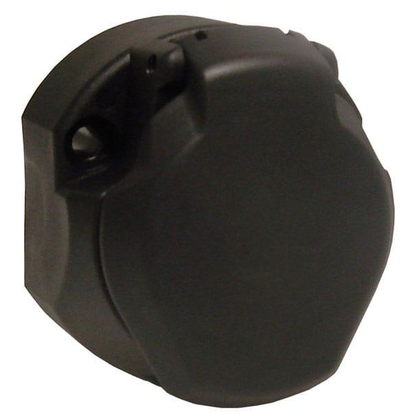 MAYPOLE 12V 13 PIN PLASTIC SOCKET & SEAL