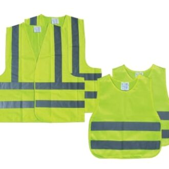 AA FAMILY PACK HIGH VISIBILITY VESTS
