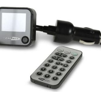 CALIBER FM TRANSMITTER USB SD RDS FIT