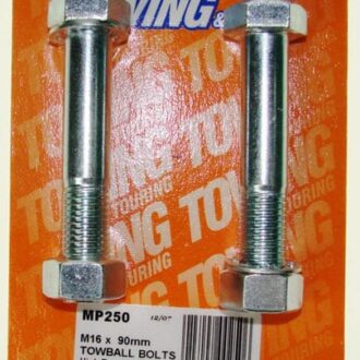 MAYPOLE NUT AND BOLT M16 X 90MM