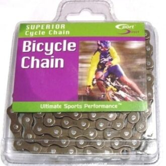 CHAIN SINGLE SPEED 1/2 1/8