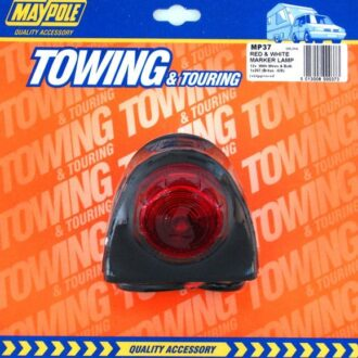 MAYPOLE 10-30V LED NUMBER PLATE LAMP & CABLE