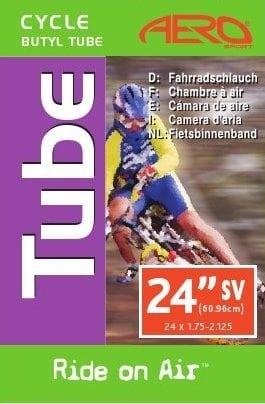INNER TUBE 24 X 1.75 -2.125