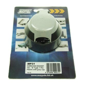 MAYPOLE 12S 7 PIN SOCKET DP