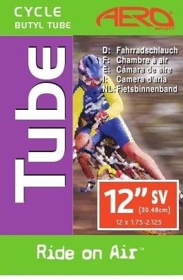 INNER TUBE 12 X 1.75 -2.125
