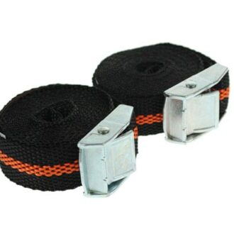 MAYPOLE LUGGAGE STRAPS 2 X 2.5M DP