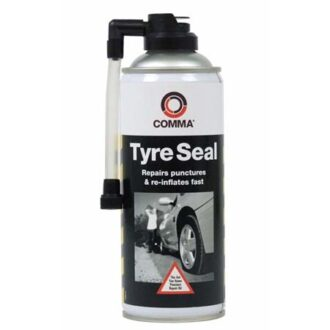COMMA TYRE SEAL 400ML