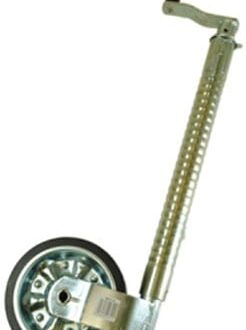 MAYPOLE 48MM H/D RIBBED J/WHEEL NO CLAMP