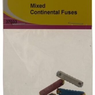 CONTINENTAL FUSE MIXED PACK OF 6 (2X3 VALUES)