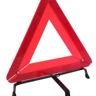 MAYPOLE WARNING TRIANGLE