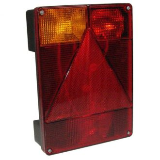 MAYPOLE 5 FUNCTION LH REAR LAMP 5PIN