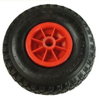 MAYPOLE 260MM PNEUMATIC WHEEL TYRE