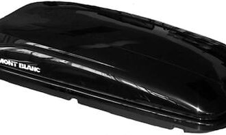 ROOFBOX CARGO 450 BLACK L