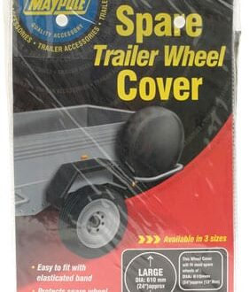 MAYPOLE 13 TRAILER WHEEL COVER DP