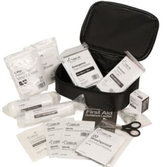 AA FIRST AID KIT SOFT POUCH