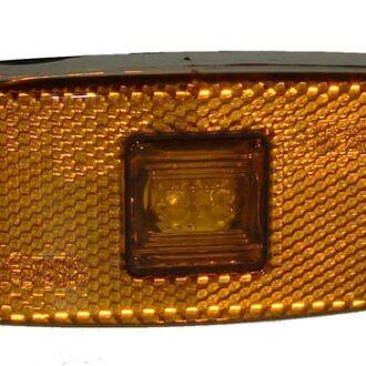 MAYPOLE 10-30V AMBER LED SIDE MARKER
