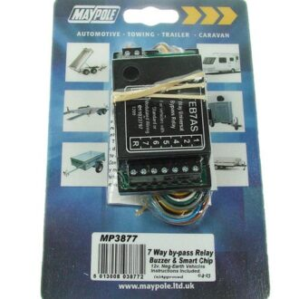 MAYPOLE 7 WAY BYPASS RELAY DP