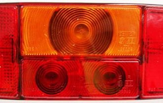 MAYPOLE LEFT 5 FUNCTION REAR LAMP