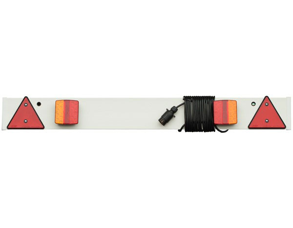 MAYPOLE LED TRAILER BOARD 4FT 5M CBL AND BAG
