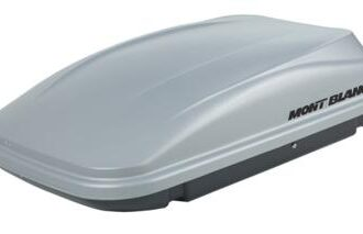 ROOFBOX CARGO 320 SILVER L