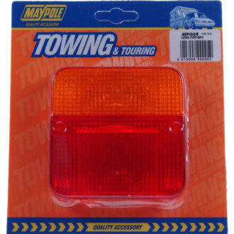 MAYPOLE REAR COMBINATION LAMP RECTANGULAR